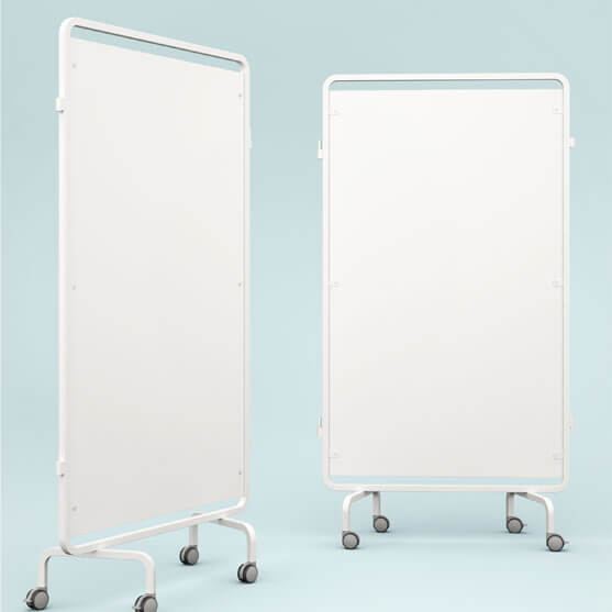 Medical Screens for examination by Elite