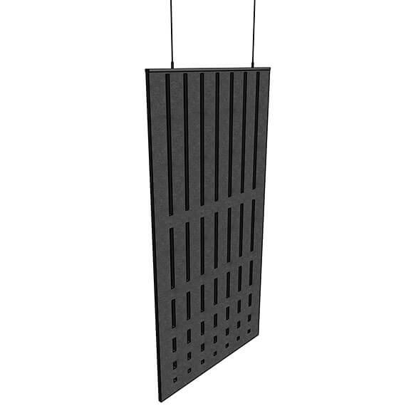 Allsfar acoustic panel stripe design