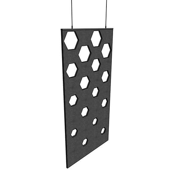 Allsfar acoustic panel small shape design