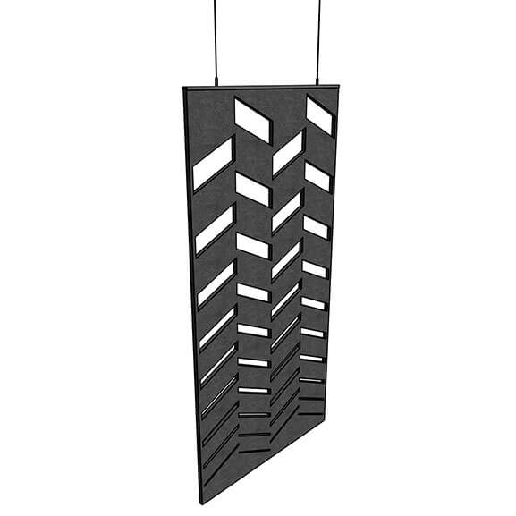 Allsfar acoustic panel line design