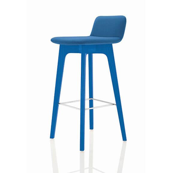 Blue 4 leg stool boss agent range