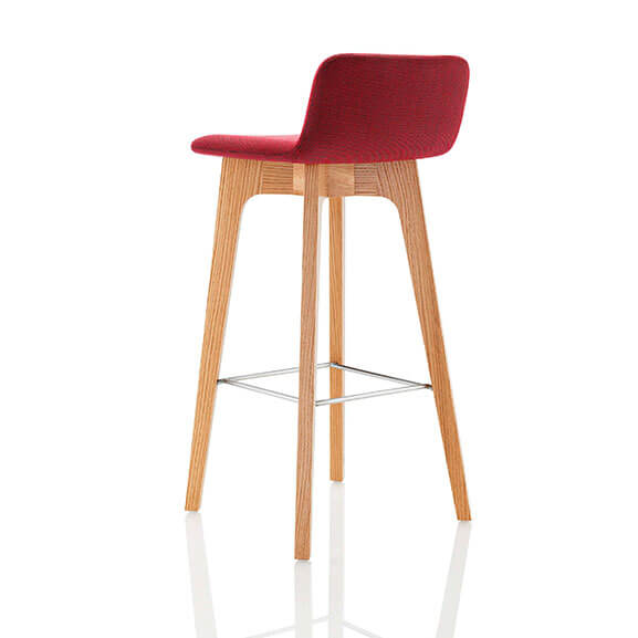 red 4 leg stool boss agent range