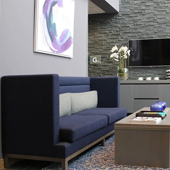 Boss Design Arthur low back sofa