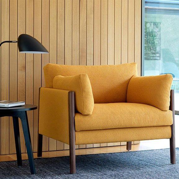 Bodie Arm Chair sofa boss design