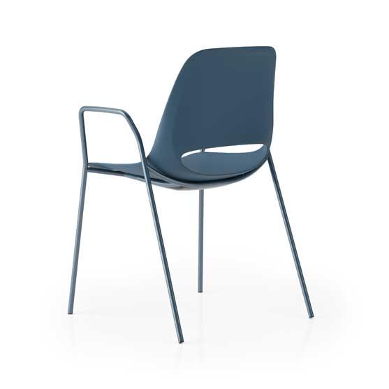 saint chair 4 leg base boss design