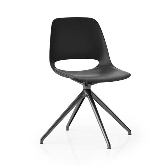 saint chair star base boss design