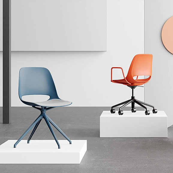 saint chair 4 and 5 star base boss design