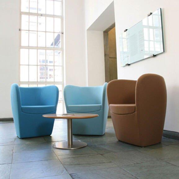 Hula Lounge Chair Boss Design group