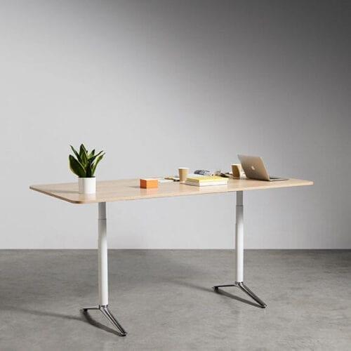 Indi Boss Meeting Table raised foot