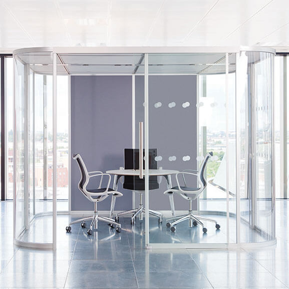 kara boss design meeting chair 5 star polish base
