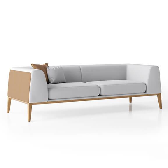 Maysa 2 seater sofa boss design