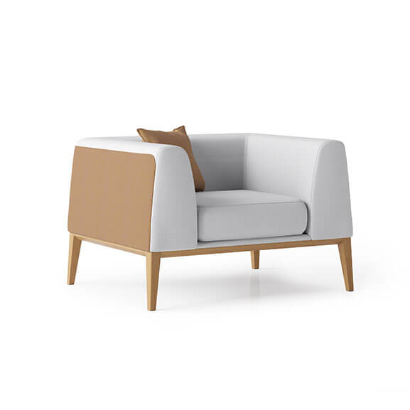 Maysa sofa arm chair boss design