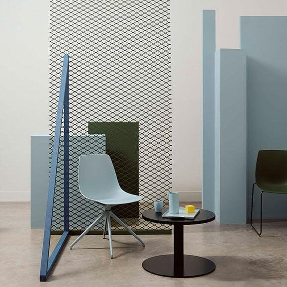 ola boss design meeting chair swivel base