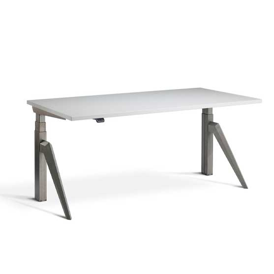 Lavoro 5 white by Lavoro BT Office Furniture