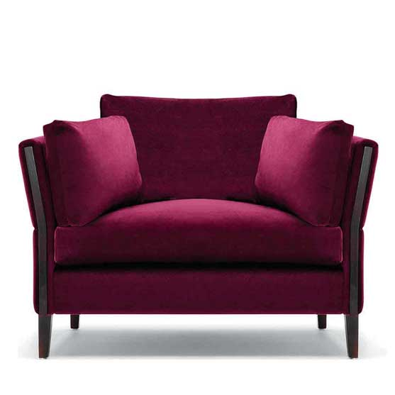 Sebastian Arm Chair boss design