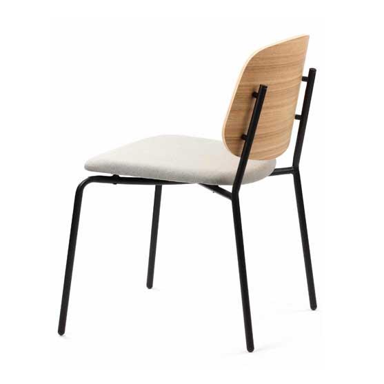 Platform 4 leg Base upholstered seat work stories cafe