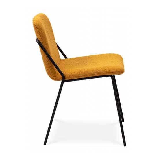 Sling Lounge Work Stories upholstered group 4 leg side