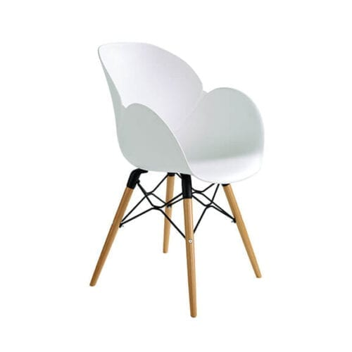 Aquilo Chair wooden frame air seating