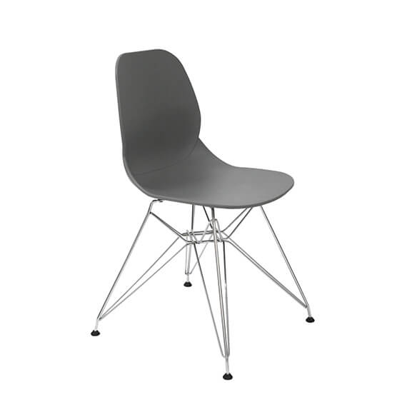 aquilo wired base 4 leg air seating