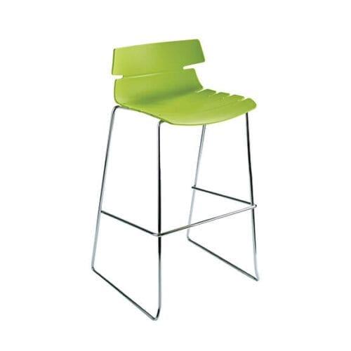 Aquilo bistro stool air seating