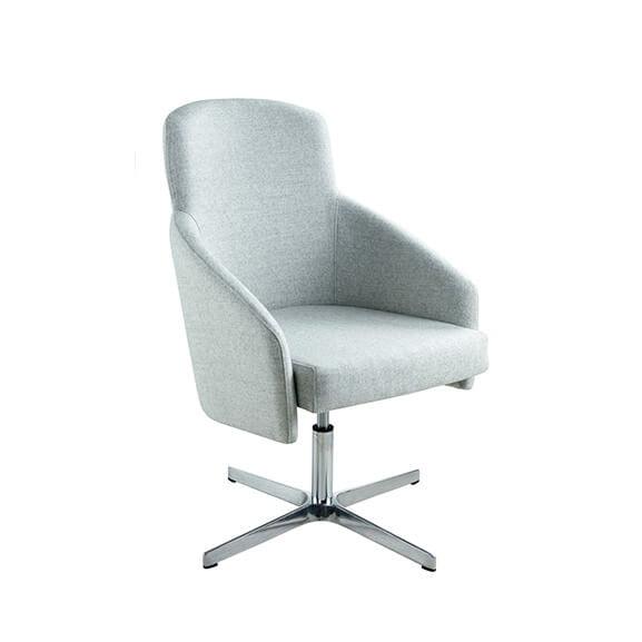 fuji high back chair swivel base air seating