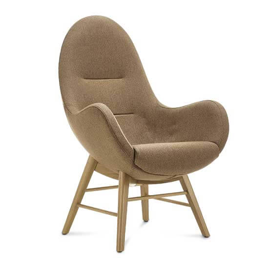 Ark lounge chair connection seating
