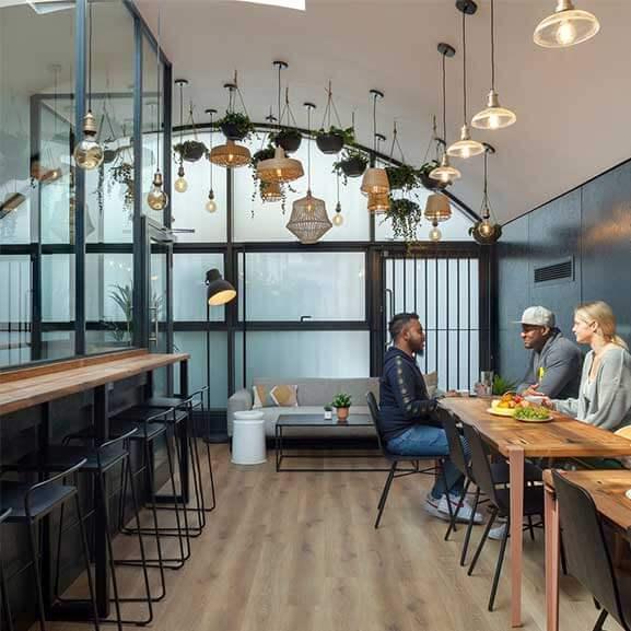 Lolli Cafe Chair 4 leg workstories