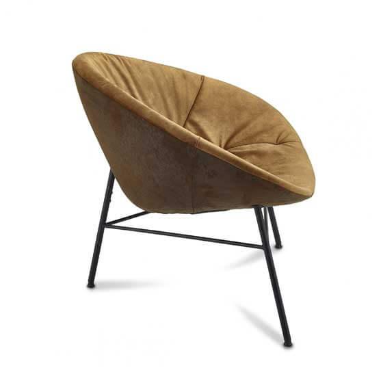 chelsea lounge chair 3 leg connection