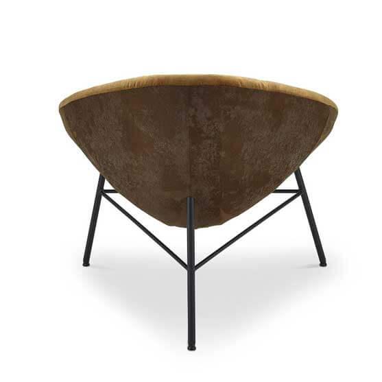 3 leg base black chelsea connection seating