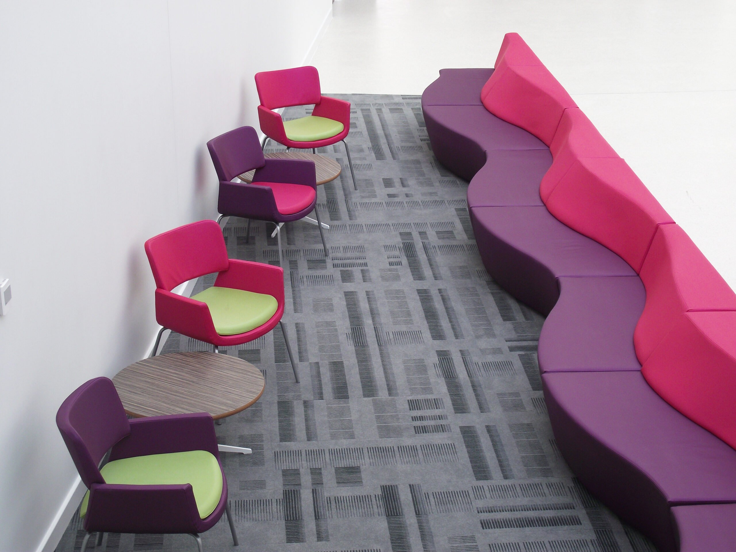 horizon sofa modular combination connection seating n