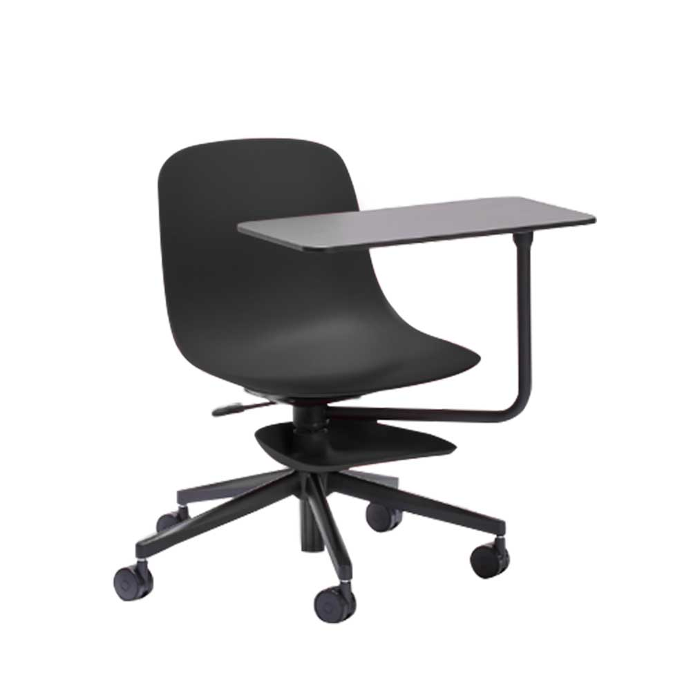 Loop training room chair Black Shell connection