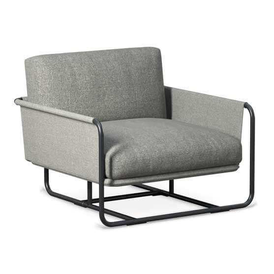 1 seater workstories silhouette chair