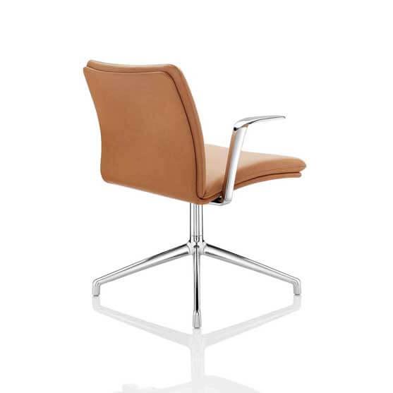 boss design tokyo meeting chair arms