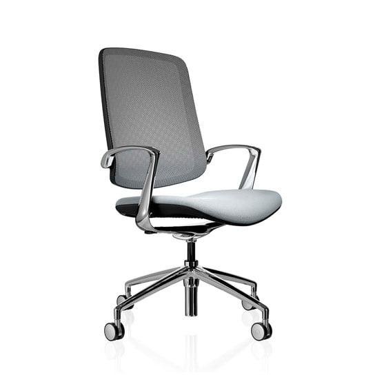 boss design trinetic mesh back chair meeting