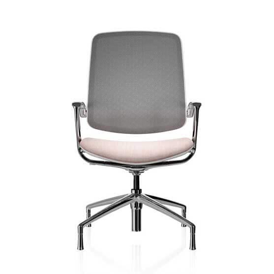 boss design trinetic chair mesh meeting