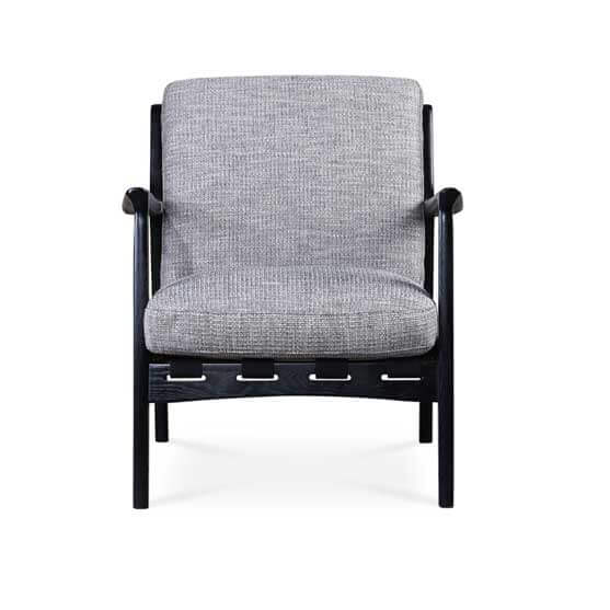 workstories upholstered 4 leg lounge at ease chair