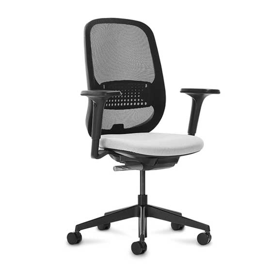 Workwell mesh chair connection