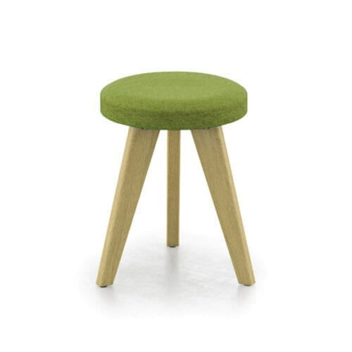Low evolve stool wooden legs imperial